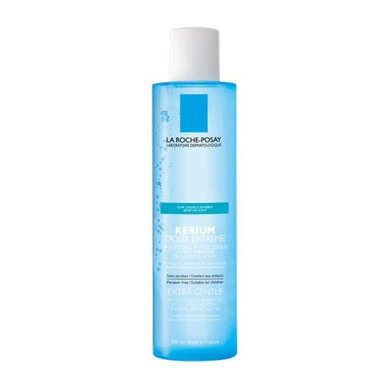 La Roche-Posay Kerium Doux Extreme Yumuşatıcı Şampuan Tüm Saç Tipleri 200Ml