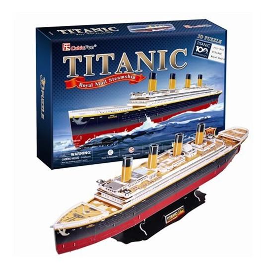 Cubic Fun Titanic (3D Puzzle)