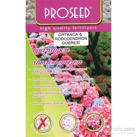 Proseed Ortanca Ve Rododendron Gübresi 12-12-12+Me