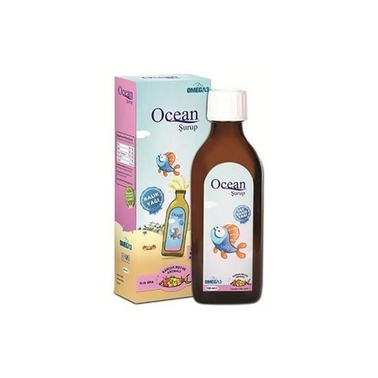 Ocean Plus Şurup 150Ml Karışık Meyve Aromalı