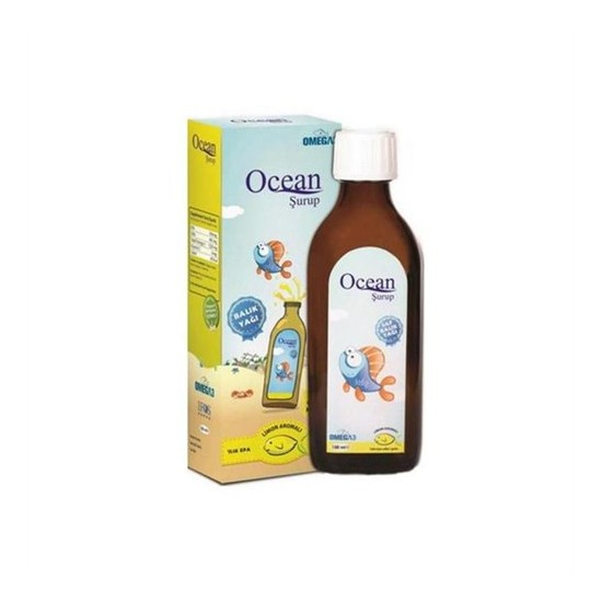 Ocean Plus Şurup Limon 150 ml