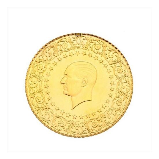 Yarım Altın 2021 Yeni Tarihli (Kulpsuz)