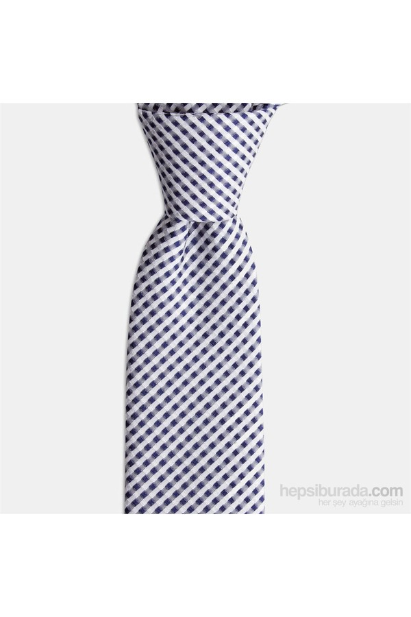 1001 Kravat Patterned Knot Tie