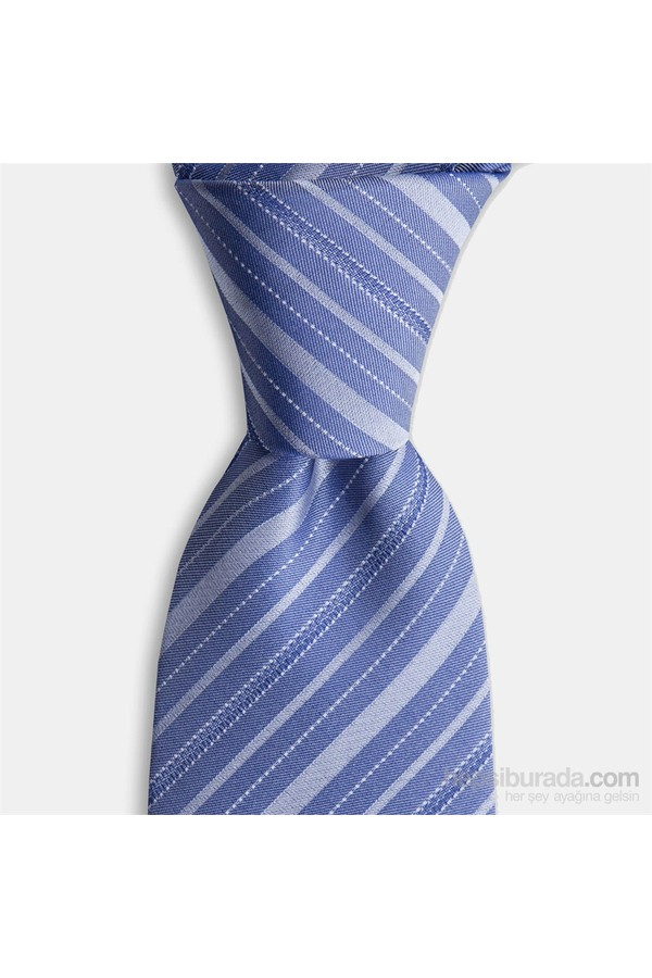 1001 Kravat Men's Striped Tie