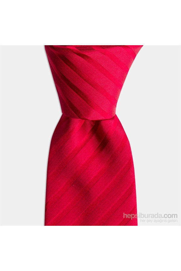 1001 Kravat Striped Knot Tie