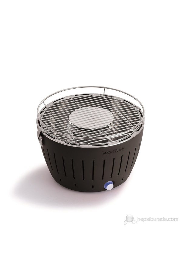Smokeless Grill Lotus Grill G-AN-34 Anthracite Gray