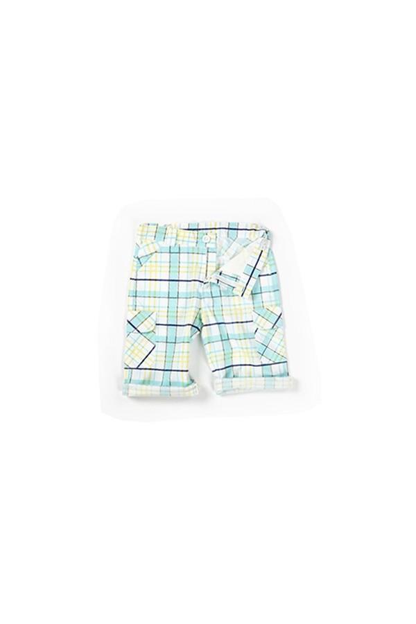Zeyland Boys Plaid Shorts K-61M3NLS03