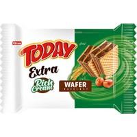 Today Extra Bol Kremalı Fındıklı Gofret 50Gr. (1 Adet)