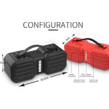 Shopfocus X8 Kablosuz Bluetooth Hoparlör Taşınabilir Hifi Çok (Yurt Dışından)