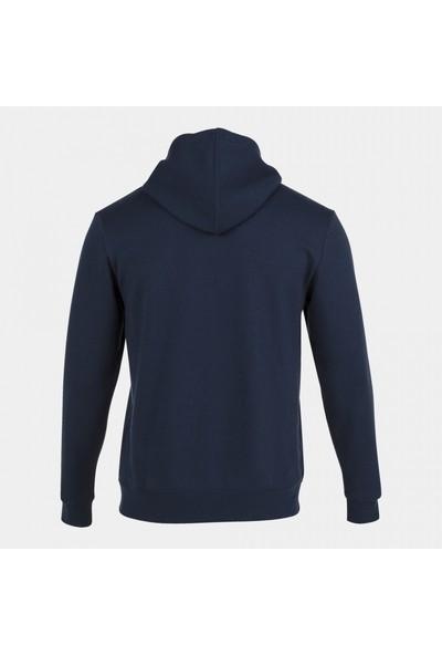 Joma Erkek Günlük Sweatshirt Montana Hoodie Navy
