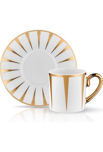 Koleksiyon Koleksiyon Eva Türk Kahvesi St 6 Lı Soleil Altın Pr