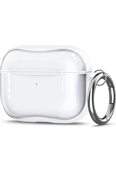 Spigen Apple AirPods Pro Kılıf Ultra Hybrid Green Crystal - ASD01290