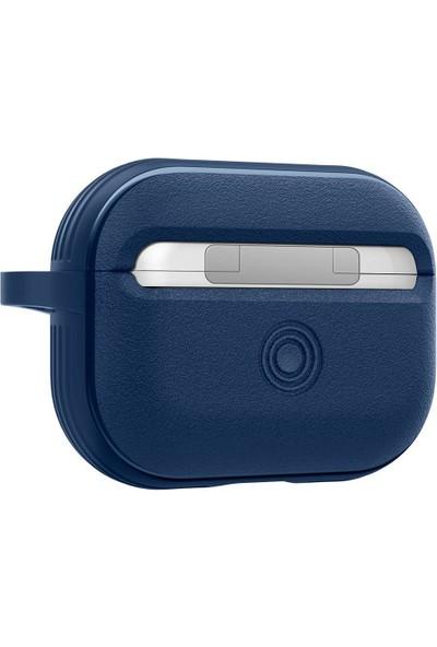 Caseology by Spigen Apple AirPods Pro Kılıf Vault Navy Blue - ASD01115