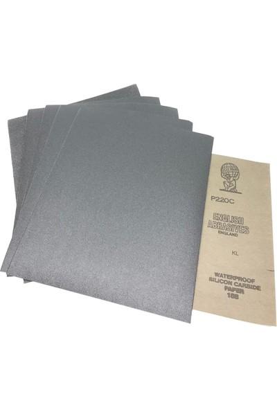 Atlas Kağıt Zımpara 60 Kum