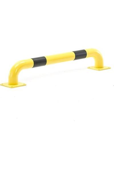 Ilgi Trafik Otopark Ayırıcı Araç Stoperi 100 cm Çap 60 mm x 2 mm 1'li