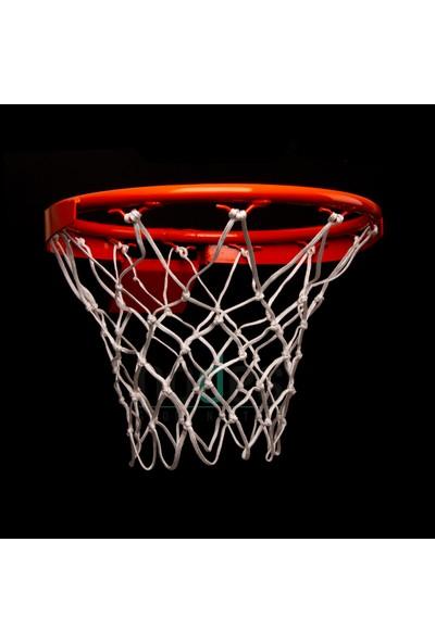 Nodes Basketbol Pota Filesi - Profesyonel - Çift - 4mm