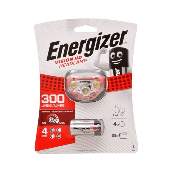 Energizer Vision Hd Ledli Kafa Feneri 3xaaa HDB323 Aydos
