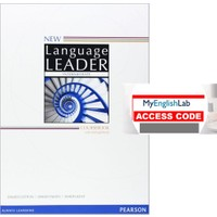 Pearson Education Yayıncılık New Language Leader Intermediate Coursebook With Myenglishlab (Online Access Code Lu)