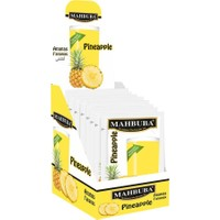 Mahbuba Ananas Aromalı Toz İçecek 24x9gr Soğuk Veya Sıcak Tüketilebilir