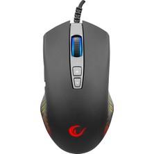 Rampage SMX-R78 Sharper Full Rgb 12400DPI Mouse