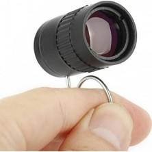 Erbilden Baigish Metal Gövdeli Mini Parmak Monoküler Tek Gözlü Dürbün 25X17.5