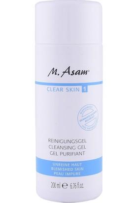 M.Asam M.asam Clear Skın Yüz Temizleme Jeli 200 ml