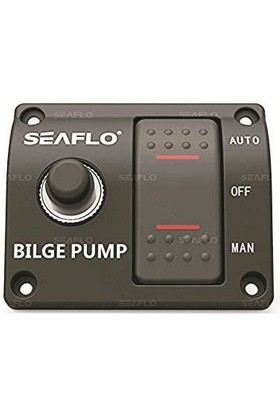 Seaflo Sintine Pompası Kontrol Paneli 12-24 V
