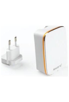 Sword Telefon&tablet Şarj Başlık 2,4 Amper Beyaz