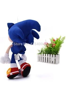 Peluş Kirpi Süper Sonic - Sonic The Hedgehog Figür Peluş 11.11 Özel 20 cm Sınırlı Stok