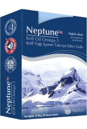 Neptün Neptune Krill Oil Omega - 3 30 Kapsül