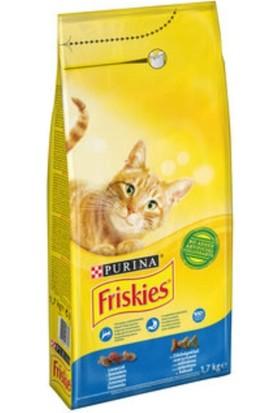 Friskies Somonlu Kedi Maması 1,7 Kg.