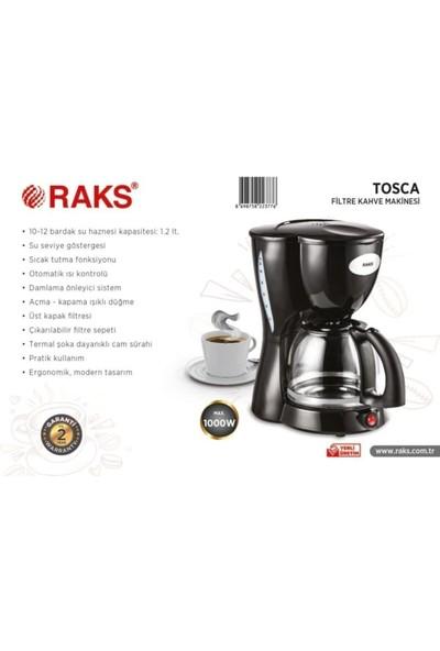 Raks Tosca Filtre Kahve Makinesi