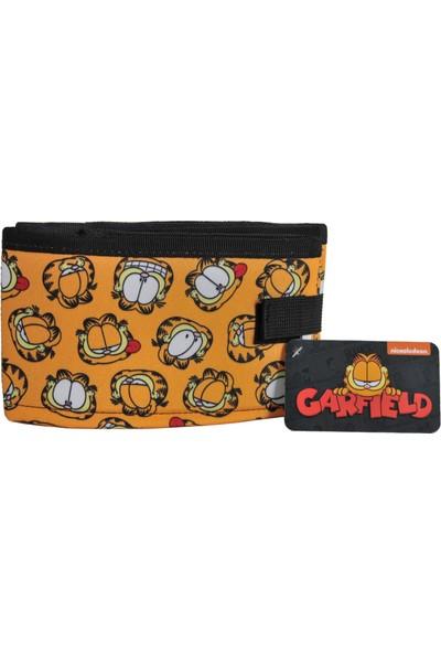 Garfield Katlanabilir Kedi Tuvalet Yatak Hardal
