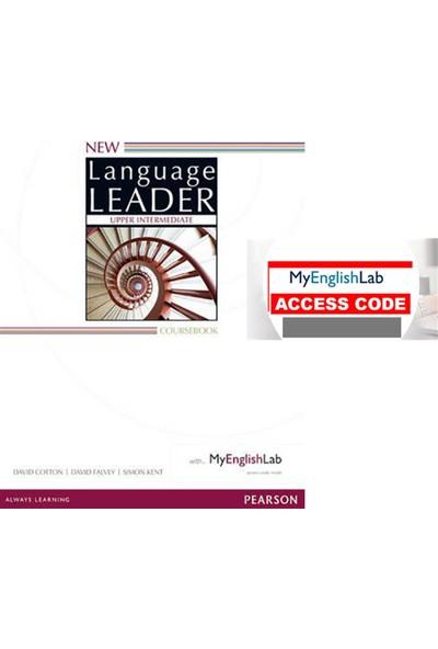 Pearson Education Yayıncılık New Language Leader Upper-Intermediate Coursebook With Myenglishlab (Online Access Code Lu)
