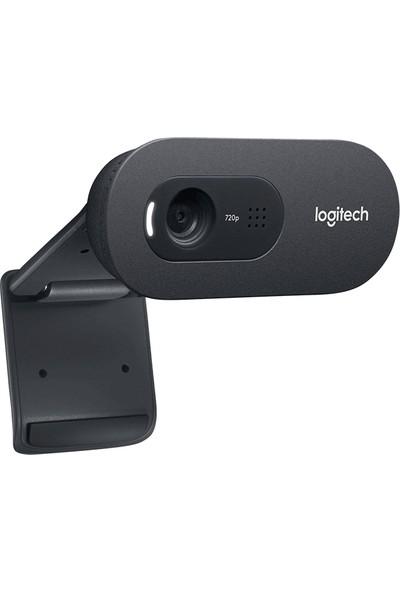 Logitech C270I Iptv Hd Web Kamerası Siyah (Yurt Dışından)