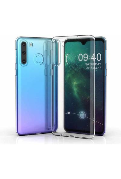 Mopal Samsung M11 Şeffaf Silikon Kılıf