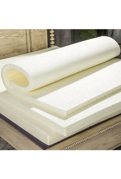Cardinya Yatak Visco Yatak Pedi Fermuarlı Yıkanabilir 6 cm
