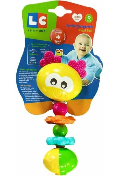 Let's Be Child Lc Oyuncak 30768 Sevimli Tırtıl Çıngırak