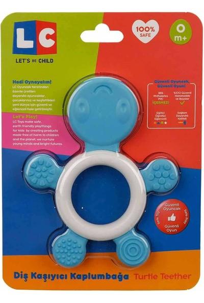 Let's Be Child Lc Oyuncak 30772 Diş Kaşıyıcı Kaplumbağa