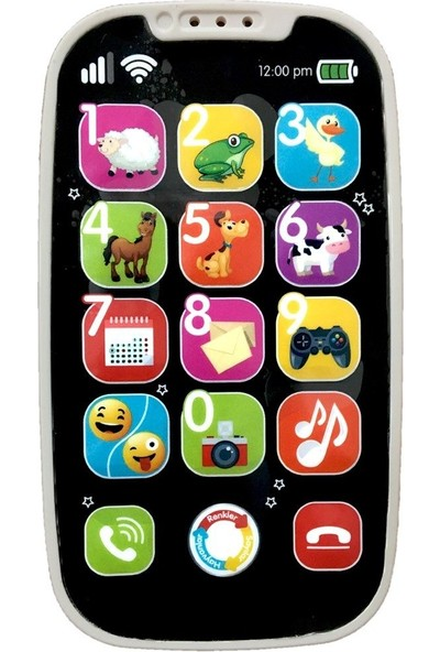 Let's Be Child Lc Oyuncak 30900 Eğitici Akıllı Telefonum