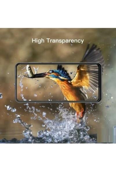 Zengin Çarşım Xiaomi Poco X3 Nfc - X3 Pro Kavisli Tam Kaplayan Ekran Koruyucu