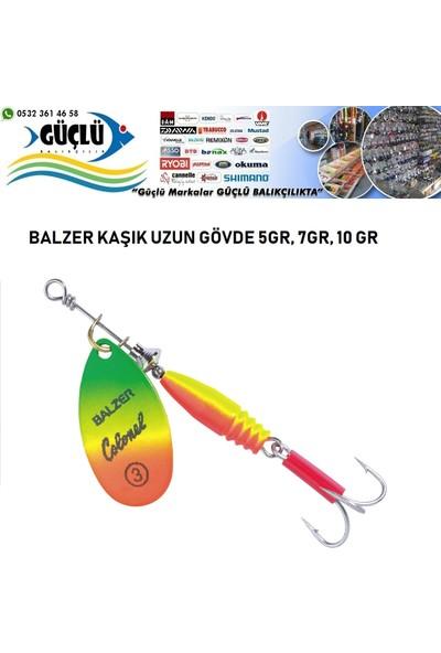 Balzer Kaşık Balzer Uzun Gövde 5 Gr.