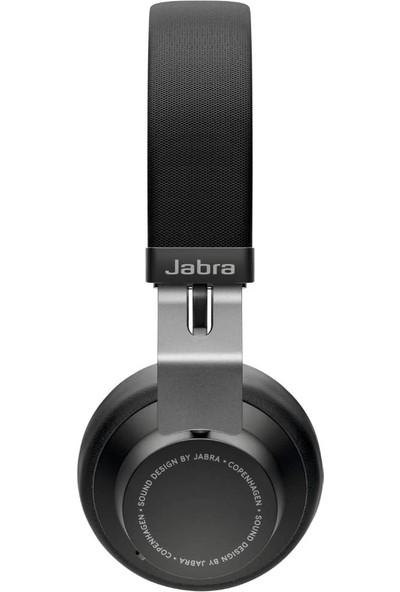 Jabra Elite 25H Kablosuz Kulak Üstü Bluetooth Kulaklık - Titanyum Siyah
