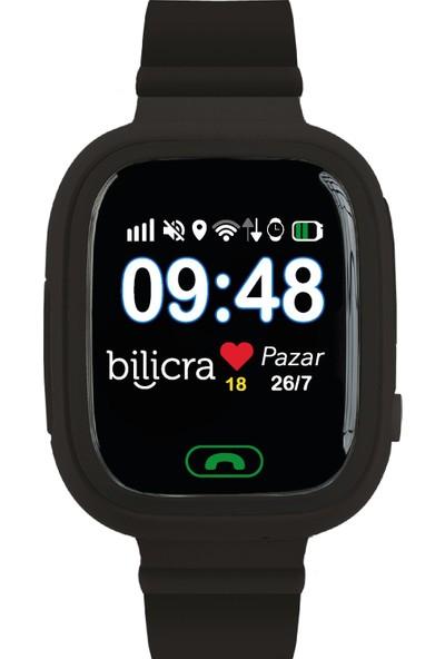 Bilicra BLC 101 Akıllı Çocuk Saati - Siyah