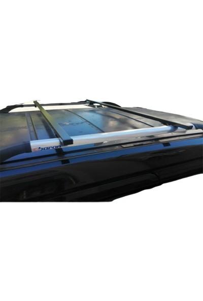 Blueoto Daihatsu Terios Siyah Renk Wıngbar Port Bagaj Ara Atkı Tavan Barı Arabar 120 cm
