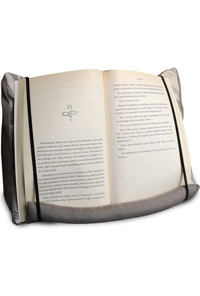 Yedi Kedi Orbit Cepli Kitap Tablet Yastığı