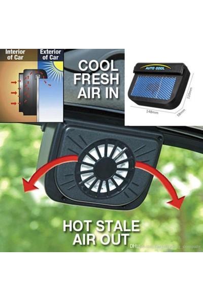 Auto Cool Güneş Enerjisiyle Çalışan Araç Içi Soğutucu