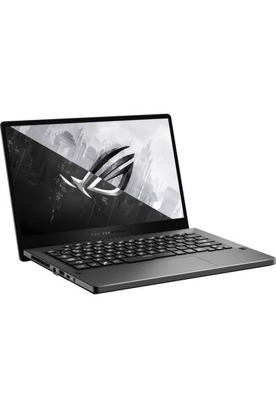 """Asus Rog Zephyrus G14 GA401QH-HZ017 Amd Ryzen 7 5800HS 16GB 512GB SSD GTX1650 14"""" Fhd Taşınabilir Bilgisayar"""