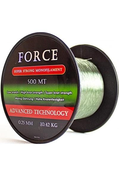 Force 500MT Bobın Misina 0,45 mm