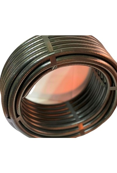Ironhose 40 Metre Bahce Hortum Yarım Parmak 1/2 Inç Normal Musluklara Uygun Ları